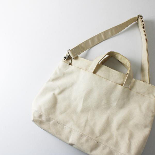 TEMBEA テンベア キャンバス 2WAY バッグ/キナリ 鞄 ブリーフケース【2400012096196】