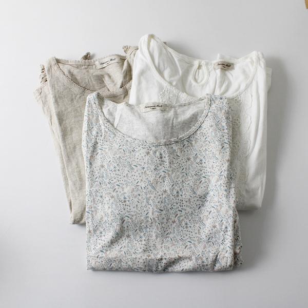 SM2 Samansa Mos2 サマンサモスモス トップス3点セット/まとめ売り カットソー Tシャツ お買い得【2400012107465】