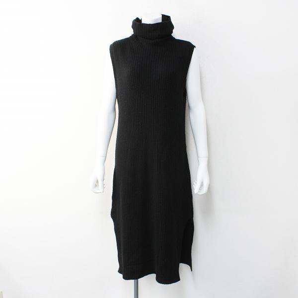 2020AW 定価6.1万 L'Appartement Deuxieme Classe アパルトモン KALLMEYER カルメイヤー Knit Dickie Dress 【2400012108899】-.