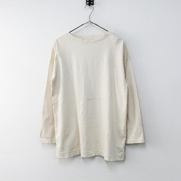 2020SS URBAN RESEARCH DOORS アーバンリサーチドアーズ コットン チュニックTシャツ One/ベージュ トップス【2400012119222】