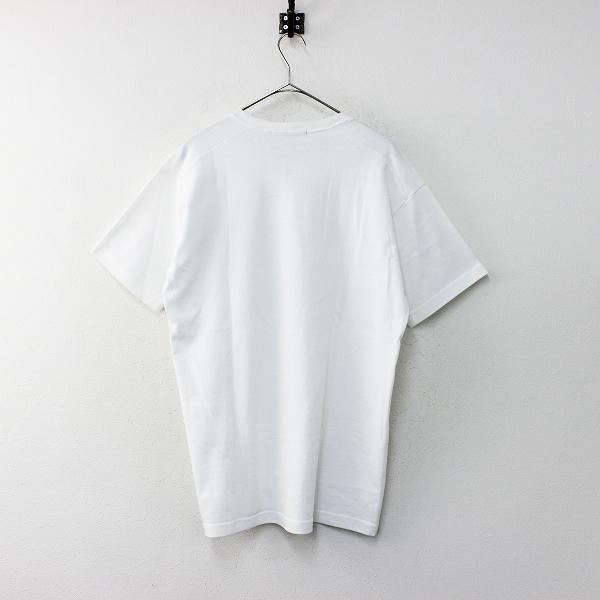 新品 2018SS 定価1.3万 L'Appartement AP STUDIO エーピーストゥディオ Big Tシャツ F/ホワイト トップス【2400012153776】-.