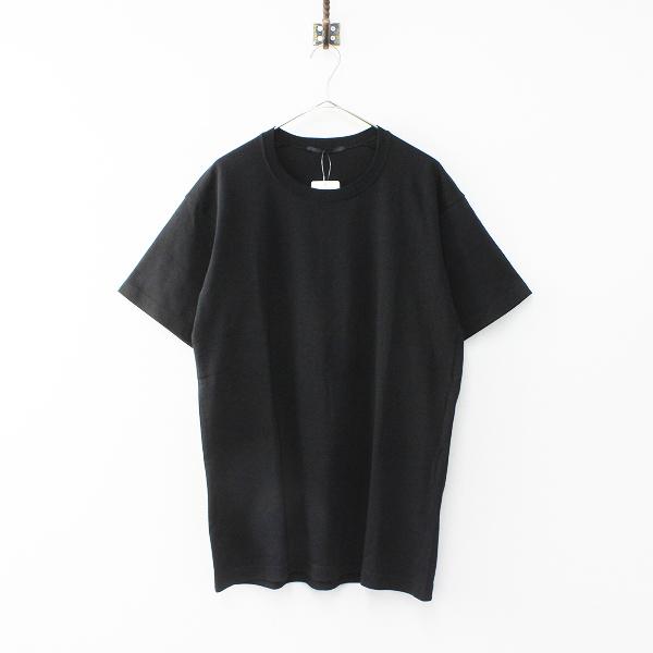 新品 2018SS 定価1.3万 L'Appartement AP STUDIO エーピーストゥディオ Big Tシャツ F/ブラック トップス【2400012153783】-.