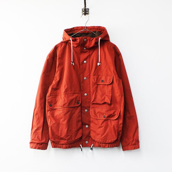 2018SS KATO カトー マウンテンパーカー M/オレンジ系 メンズ 【2400012168954】
