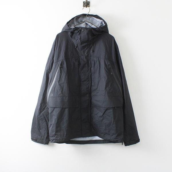 未使用品 定価2万 WOOL RICH ウールリッチ SPRINGER UTILITY JACKET ジャケット L/ブラック メンズ【2400012170575】