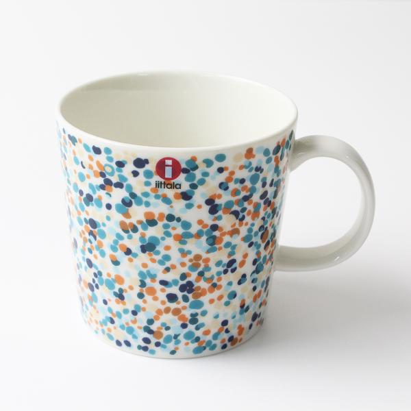 美品 北欧 ittala Helle ヘレ マグカップ 0.3L/ターコイズ turquoise 陶器 皿 食器 コップ【2400012191648】