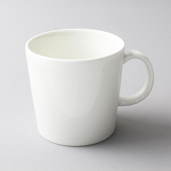 iittala TEEMA イッタラ ティーマ マグカップ/ホワイト 陶器【2400012242944】