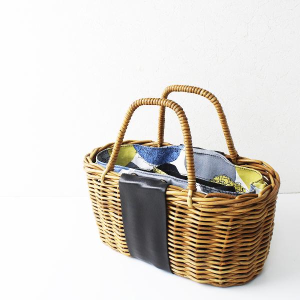 希少 マーブルシュッド marbleSUD × La Robe かごバッグ ランダムLOTS/紅籐 ラタン編み カゴ バスケット【2400012260610】