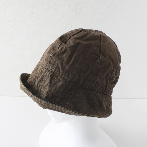 【期間限定20%OFF!】Paul Harnden ポールハーデン party pooper つば付きキャップ L/ブラウン系 帽子【2400012308251】