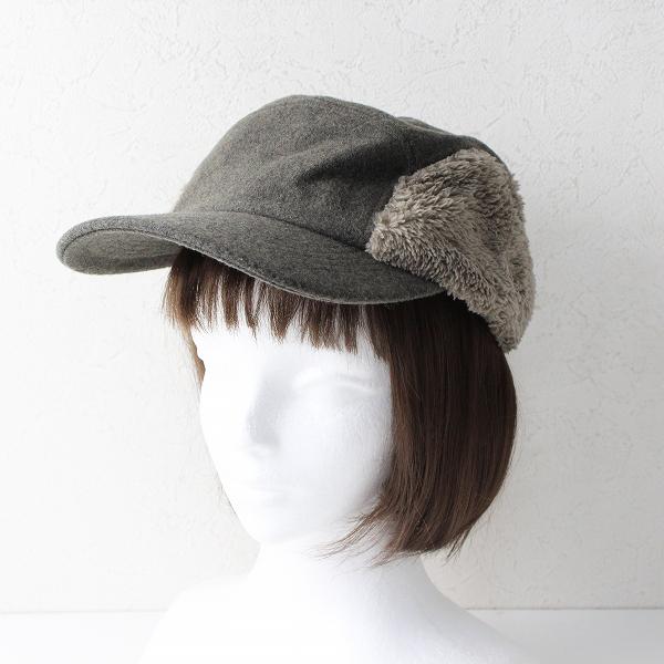niko and... ニコアンド キャップ/カーキ 帽子【2400012355903】