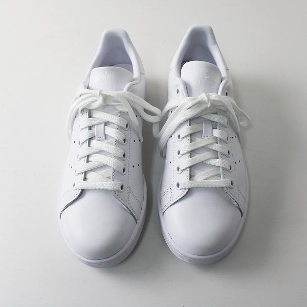 未使用 adidas originals アディダス オリジナルス S75104 STAN SMITH スタンスミス 24.5cm/オールホワイト【2400012385696】