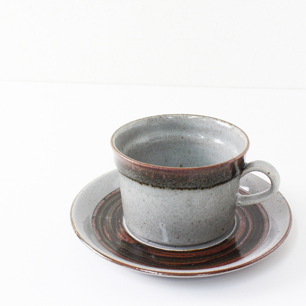 未使用品 Knabstrup クナブストロップ 陶器 カップ&ソーサー セット/食器 インテリア【2400012401846】