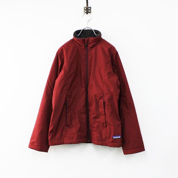 PATAGONIA パタゴニア Shelled Synchilla Jacket シェルドシンチラジャケット ウィメンズS/レッド系 裏地ボア【2400012454026】
