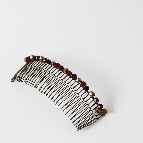 Colette malouf コレットマルーフ ストーン装飾 ヘアコーム/ ヘアアクセサリー【2400012455368】