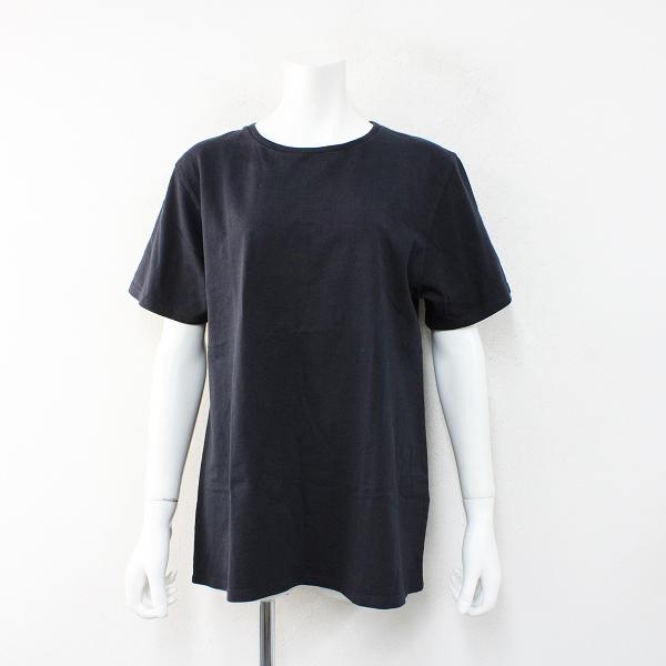2020AW Deuxieme Classe ドゥーズィエムクラス CALUX キャラクス A LINE Tシャツ F/ブラッククロ【2400012458406】-.