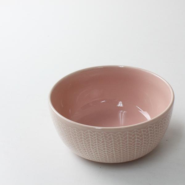 iittala イッタラ Sarjaton サルヤトン オールドローズ ボウル/ピンク 陶器 食器【2400012466272】