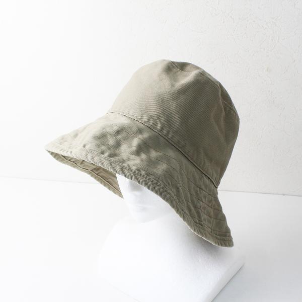 HAT ATTACK ハットアタック キャンバス ハット /グレージュ 帽子【2400012498266】