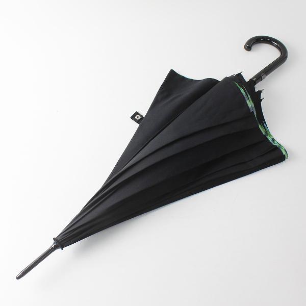 新品 FULTON フルトン Bloomsbury ブルームズベリー サンバースト ジャンプ式 雨傘 /ブラック 長傘【2400012520134】