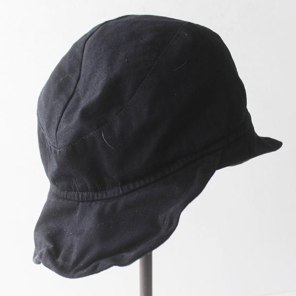 paul harnden ポールハーデン サミット キャップ M/小物 帽子 ブラック ぼうし ボウシ【2400020081993】